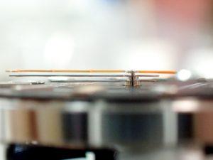 同じ3針モデルと比べて、やや針同士の間隔が狭くなる傾向があるように感じます。