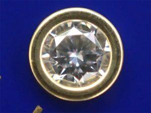 Ref.116613GLB 大型化されたことによるものか、より輝きが増した印象をうけます。
