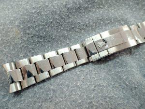 今回のものは、Ref.116710 GMTマスターⅡのブレスレットです。