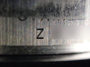 Z番(2007年ころ)新品購入から10年以上経過しております。