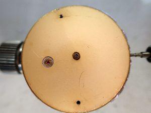 Ref.1019 ダイヤル側の防磁ケースです。