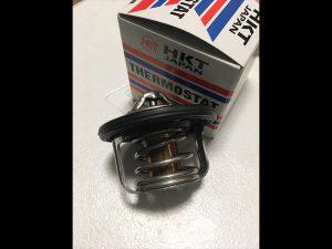 愛車のサーモスタットと呼ばれる部品の交換をするために部品を取り寄せました。